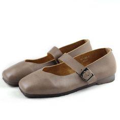Handgemachte weiche flache bequeme Schuhe Oxford Schuhe der