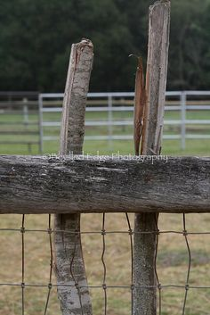 H, this is a fence on a farm that has been photographed for A.p due to it looking like a H. All though not one to be spotted easily if out walking this picture has depicted the letter representation very well through the fence and the two supporting sticks behind.