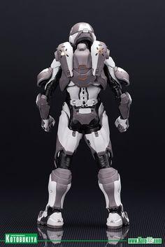 Halo Spartan Athlon ARTFX Statue 002