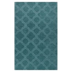 You'll love the Madisonburg Teal Green Area Rug at AllModern - With Great Deals on modern Décor + Pillows products and Free Shipping on most stuff, even the big stuff.