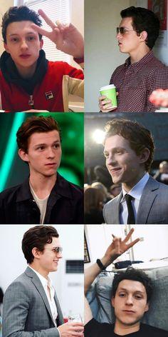 La bellezza in persona❤❤❤❤❤ Tom Parker, Tom Holland Peter Parker, Parker Spiderman, Tom Holand, Baby Toms, Tommy Boy, Marvel Actors, Future Husband, Celebrity Crush