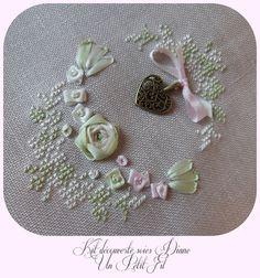 Un petit fil - Vous êtes sur un blog,un lieu de partage, d'échanges et de convivialité, consacré à la passion de la broderie et des fils nuancés que je teinte pour la réalisation de vos ouvrages. Je désire y montrer mes créations , Fils moulinés et perlés dentelles teintées et cotons perlés teintés.