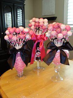 Ryan and Whitney Jackson: Cake Pops
