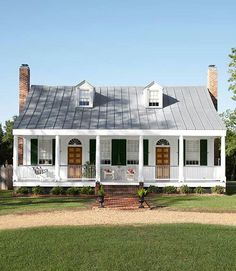 A little home.  East Texas: www.avcoroofing.com We offer a FREE professional 16 point roof inspection! We also create & install seamless rain gutter.