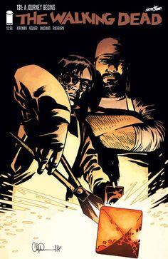 Image Comics The Walking Dead #131 1st Printing Charlie Adlard Cover *Description: A Journey Begins... *The photo(s) featured in this listing are stock images of the item(s) being offered *This item w