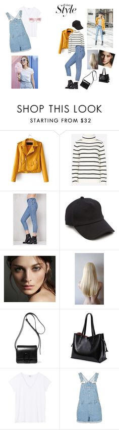 """""""Off Duty Look"""" by galaxy-moon-stars ❤ liked on Polyvore featuring Armor-Lux, PacSun, rag & bone, Burberry, 3.1 Phillip Lim and Erdem"""