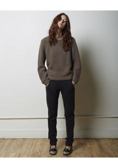 La Garçonne Moderne Margot Sweatpant | La Garçonne