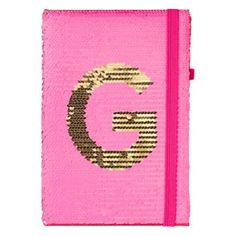 Writing Notebooks for Kids Writing Notebook, A5 Notebook, Unique Birthday Cards, Kids Diary, Exercise Book, Letter W, Journal Diary, Sleep Mask, Pink And Gold