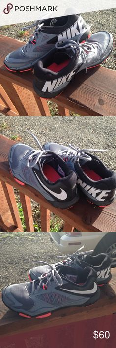 Nike flex supreme Like new condition worn once true to size Nike Shoes Athletic Shoes