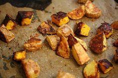 Parmesan-Roasted Butternut Squash & Potatoes, a recipe on Food52