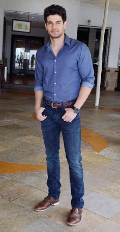 Sooraj Pancholi at #Hero promotions. #Bollywood #Fashion #Style #Handsome