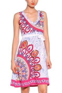 Michelle's Ruidoso - Desigual Onovo Dress, $99.00 (http://www.michellesruidoso.com/desigual-onovo-dress/)