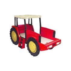 tractor bed plan - Google Search