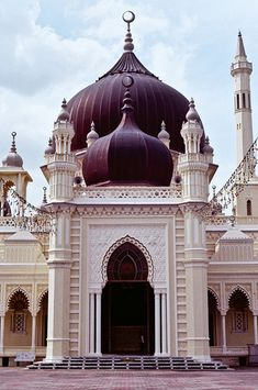masjid zahir, kedah, malaysia | islamic architecture