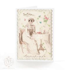 Hey, I found this really awesome Etsy listing at http://www.etsy.com/listing/90269772/jane-austen-regency-high-tea-greeting