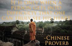 -Chinese Proverb