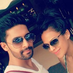 Love these two!! Nia Sharma and Ravi Dubey #NiVi