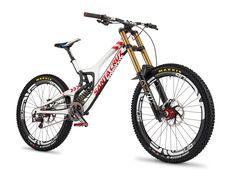 Santa Cruz Syndicate Race Bike