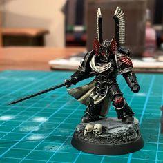 Warhammer Dark Angels, Legion Characters, 40k Armies, Imperial Fist, 3d Pen, Space Wolves, Minis, Warhammer 40k Miniatures, Angel Of Death