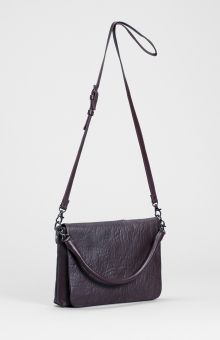 Boble Small Leather Bag | Elk