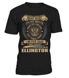 ELLINGTON - I Nerver Said