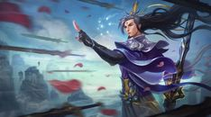 Master Yi League Of Legends