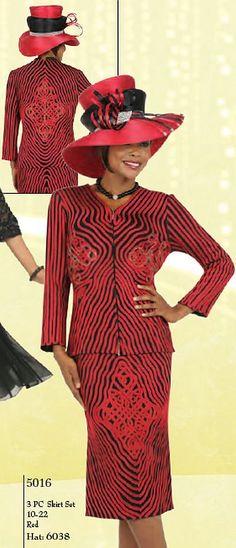 Tango 5016 Womens Church Suit