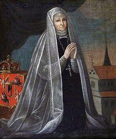Elżbieta z Pileckich Granowska - 3rd wife of Jagiello