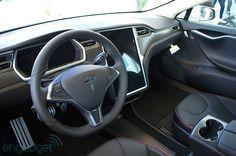 Nul knapper i Tesla S Tesla Model X, Tesla S, Electric Car, Cool Cars, Zero, Motivation, Cool Stuff, Vehicles, Blue