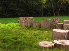 reused felled tree - Google Search