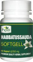 Jual Habbatussauda Softgel agen stokis resmi HPAI, produk herbal Habbatussauda Softgel harga murah standar HPA Indonesia di http://www.agenhpai.com/habbatussauda-softgel.html