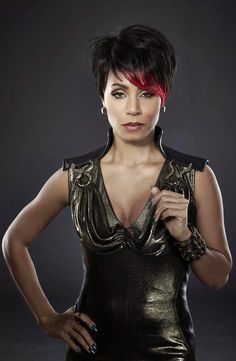 Gotham - Fish Mooney, one of the heads of the mafia in Gotham City looking for a way to take out Falcone so she can become the top dog!