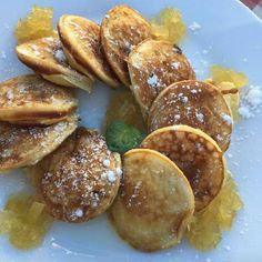 Mini Pancakes  #delicious #instagood #instadaily #instafood #foodpic #foodpics #tasty #food #foodie #amazing #yummy #instalike #foodporn #deliciousfood #hungry #pancakes #pannekaker #godmat #dinner #yum #yemekkeyfi #yemekblogu by ar_sara