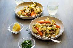Vegetables à la Grecque Shows Its Versatility - The New York Times