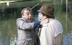 RIP Chief Inspector Dreyfus (aka Herbert Lom) You were the perfect foil for Clouseau!