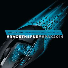 #RacetheFury and WIN at PAX Prime 2014! Fastest Mouse in the World…You Ready?