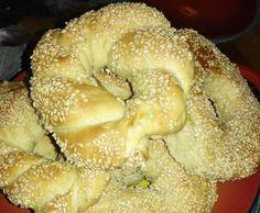 Rezept Sesamringe nach Original türkischem Rezept von sabi70 - Rezept der Kategorie Backen herzhaft