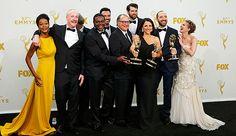 Veep - Melhor Roteiro em Série Cômica -  Simon Blackwell, Tony Roche e Armando Ianucci Screenwriting