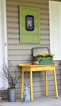 When you are looking for Cheap Spring Porch Plans you are in luck. There are many sources of Cheap Spring Porch Plans that can give you a great opportunity to build a beautiful Porch for a fraction of the cost… Continue Reading → Primitive Homes, Home Porch, House With Porch, Cottage Porch, Porch Wall Decor, Home Decor, Country Front Porches, Southern Porches, Southern Living