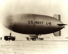 It began as a routine military mission. Blimps were much more common during the WWII era than they are today. Back in the 1940s, they were often used to patrol the seas for enemy submarines. In California, searching for Japanese subs was undertaken by m