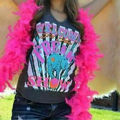 """Welcome to the Freak Show """"Welcome to the Freak Show"""", Grey tank top. Please do not purchase this listing. Comment below and i will make you a separate listing. Boho, hippie Bella Tops Tank Tops"""