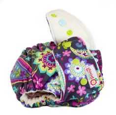 Paisluscious One-Size Fitted Diaper by thegoodmama.com, via Flickr