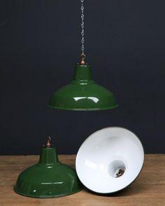 Benjamin Industrial Pendant Lights