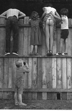 ♥♥ - This is why Mom taught you to always wear clean underwear! My Father would have whailed my equally bare behind, in public for a stunt of this nature!Now they take pictures up your skirt, and get a slap on the wrist. Consequences mean everything!