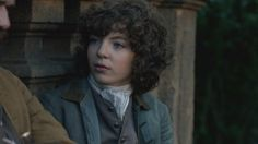 'Outlander's' Fergus steals the show. Click through for videos. Fergus Outlander, Outlander Novel, Diana Gabaldon Outlander, Terry Dresbach, Dragonfly In Amber, Entertainment Tonight, Jamie And Claire, Poldark