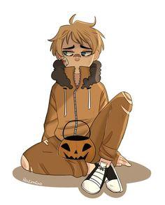 Kenny South Park, Creek South Park, South Park Anime, South Park Fanart, Character Art, Character Design, Goth Kids, Tweek And Craig, Park Art