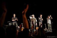 I Dinosauri in concerto a Montemarciano pensando ai Modena City Ramblers