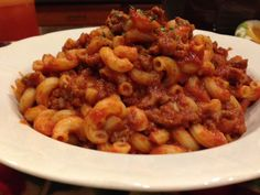 ... Apron (Recipes & Reflections): Quick and Easy Hamburger Goulash