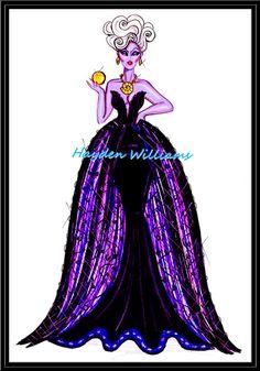 Hayden Williams ~ Ursula