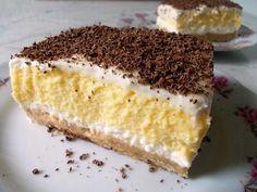 A világ legfinomabb süteménye, amit 30 perc alatt elkészíthetsz! Sweets Recipes, Healthy Desserts, Delicious Desserts, Cake Recipes, Yummy Food, Helathy Food, Romanian Desserts, Romanian Food, Homemade Sweets